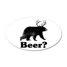 Beer? Wall Decal