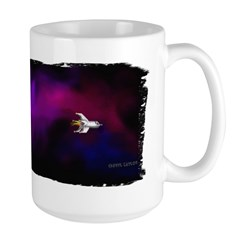 Nova Ship Large Mug