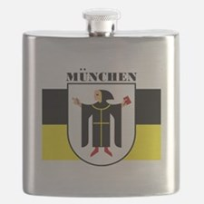 Munich (blk).png Flask