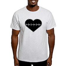 Heart Wave T-Shirt