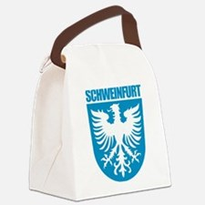 Schweinfurt.png Canvas Lunch Bag