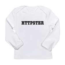HTTPSTER Long Sleeve Infant T-Shirt