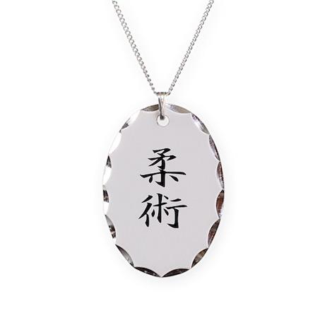 Jujutsu shop Necklace Oval Charm