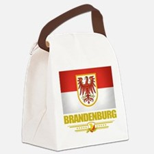 Brandenburg (Flag 10).png Canvas Lunch Bag