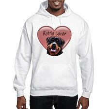 Rottie Lover Hoodie