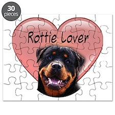 Rottie Lover Puzzle