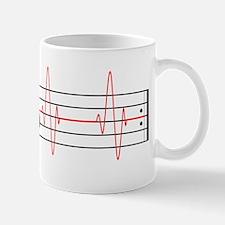 Music Life Line Mug