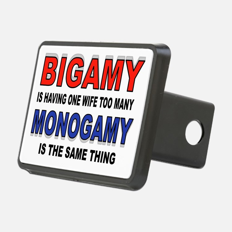 BIGAMY Hitch Cover