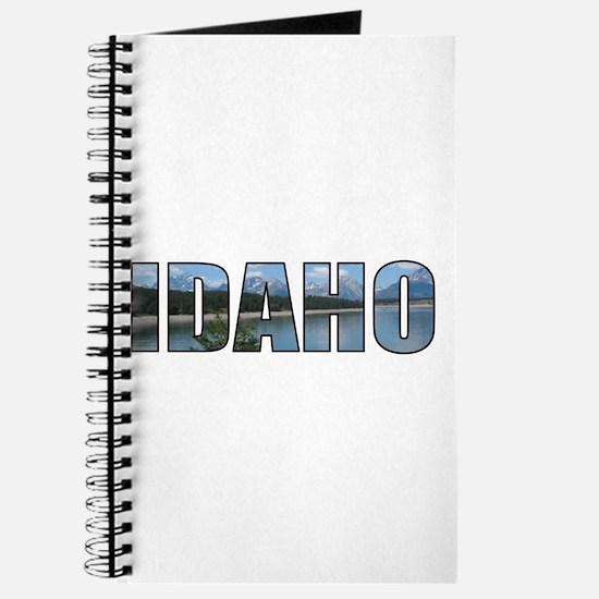 Cool Idaho potatoes Journal