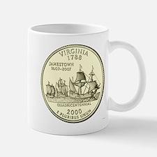 Virginia Quarter 2000 Basic Mug