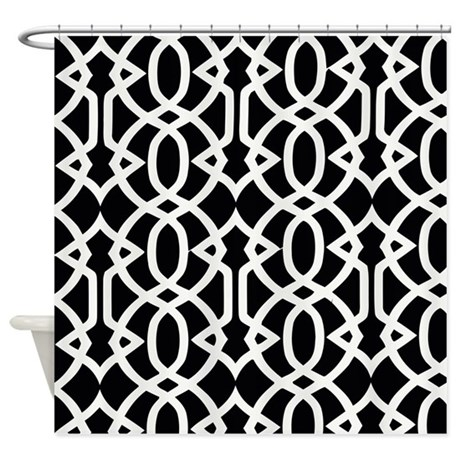 Black And White Gingham Curtains Farrah Threshold Lattice Curtains
