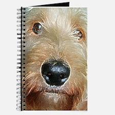 big black squishy nose.jpg Journal