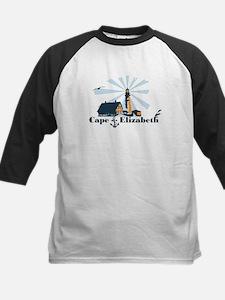 Cape Elizabeth ME - Lighthouse Design. Tee