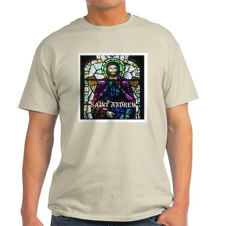 Saint Andrew Ash Grey T-Shirt
