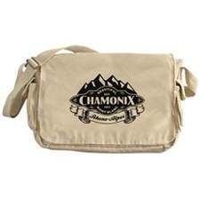 Chamonix Mountain Emblem Messenger Bag
