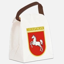 Niedersachsen (Lower Saxony).png Canvas Lunch Bag