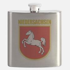 Niedersachsen (Lower Saxony).png Flask