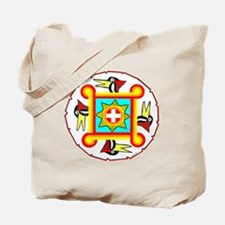 SOUTHEAST INDIAN DESIGN Tote Bag