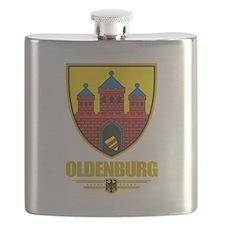 Oldenburg COA.png Flask