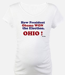 President Won Ohio! Shirt