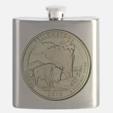 Wyoming Quarter 2010 Basic Flask
