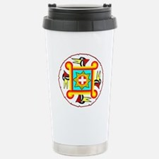 SOUTHEAST INDIAN DESIGN Stainless Steel Travel Mug