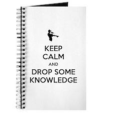 K Drop Journal