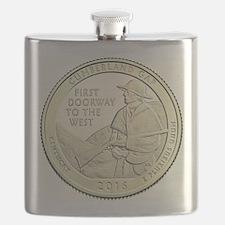 Kentucky Quarter 2016 Basic Flask