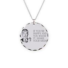 Shake your meds Necklace