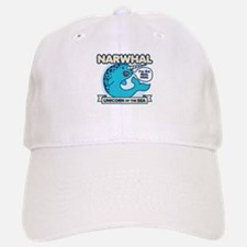Narwhal Baseball Baseball Cap