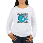Narwhal Women's Long Sleeve T-Shirt