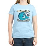Narwhal Women's Light T-Shirt