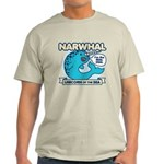 Narwhal Light T-Shirt