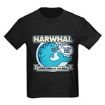 Narwhal Kids Dark T-Shirt