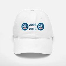 44 Squared Obama Cap