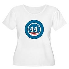 44 Squared Obama T-Shirt