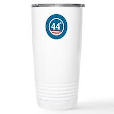 44 Squared Obama Travel Mug