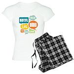 Text Shortcuts Women's Light Pajamas