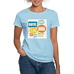 Text Shortcuts Women's Light T-Shirt