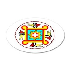 SOUTHEAST INDIAN DESIGN Wall Decal