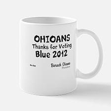Ohio Votes Blue Mug
