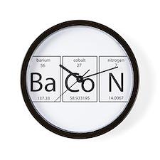 Bacon periodic Wall Clock