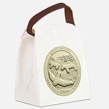 Iowa Quarter 2017 Canvas Lunch Bag