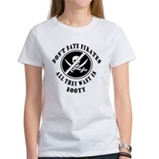 Don't Date Pirates Tee