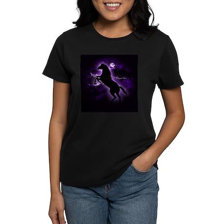 Lightning Horse Women's Dark T-Shirt