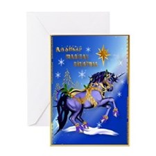GREETING CARDS letteredAnother Magical Christmas.