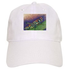 Painted Grasshopper Baseball Cap