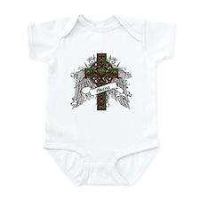 Skene Tartan Cross Infant Bodysuit