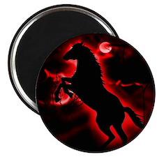 Fire Horse Magnet