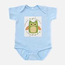 OWL baby Body Suit